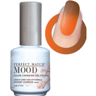 Lechat Mood Gel Polish - DWML23 Desert Sunrise