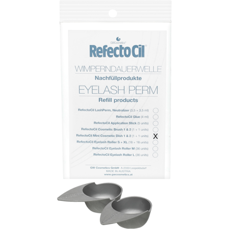 Refectocil Eyelash Curl Refill Mini Cosmetic dishes