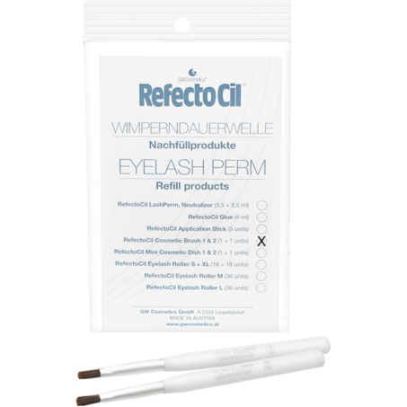 Refectocil Eyelash Curl Refill Cosmetic Brush