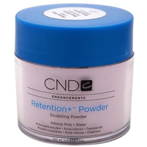 CND Retention+ Powder Intense Pink Sheer 3.7oz