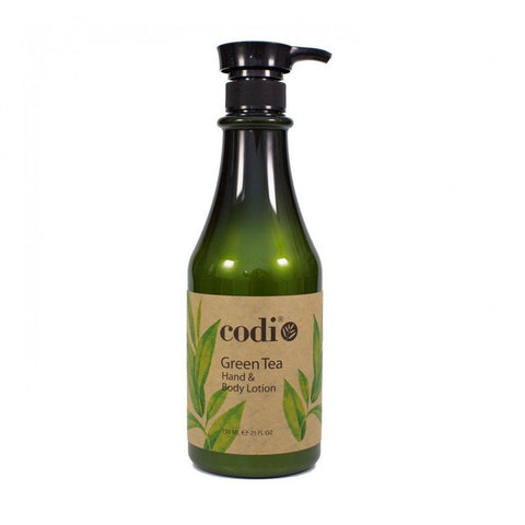 Codi - Hand & Body Lotion - Green Tea 25oz