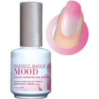 Lechat Mood Gel Polish - DWML19 Heavenly Angel