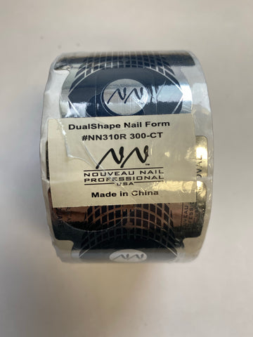 NN - Nail Forms 300pc