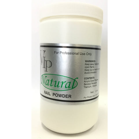 Vip Natural Acrylic Powder 24oz