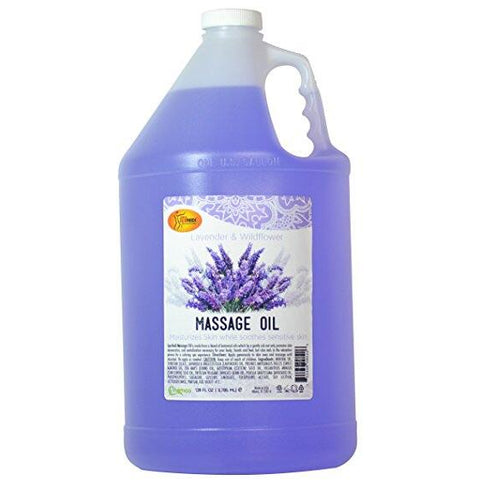 SpaRedi Massage Oil - Lavender