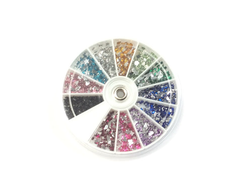 Queen - Large Assorted Rhinestones - Stones43