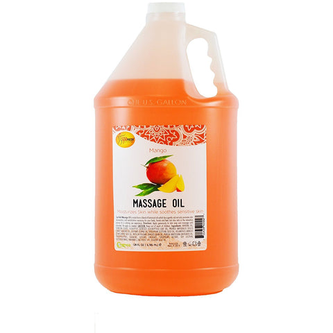 SpaRedi Massage Oil - Mango 128oz