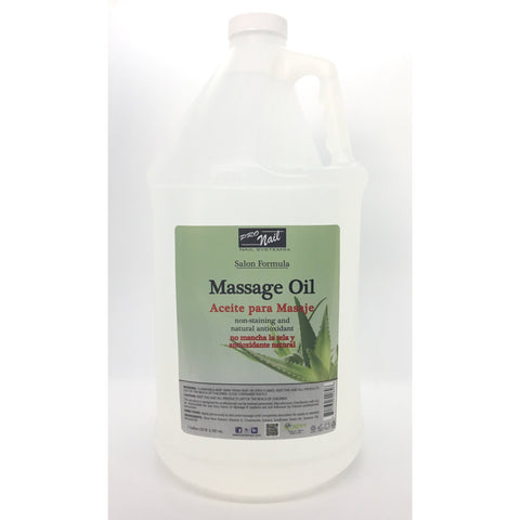 ProNail Massage Oil - Aloe Vera 128oz