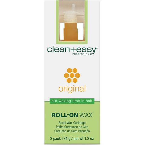 Clean+Easy Original Roll-On Wax