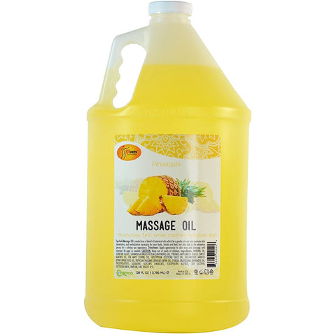 SpaRedi Massage Oil - Pineapple
