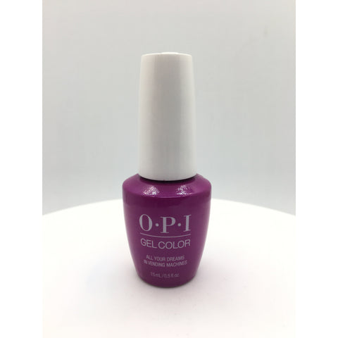OPI - T84 All Your Dreams In Vending Machines (GEL)