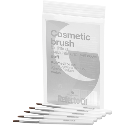 Refectocil Cosmetic Brush Silver/Soft