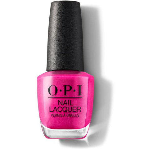 OPI - A20 La Paz-itively Hot  (Polish)