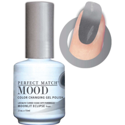 Lechat Mood Gel Polish - DWML16 Moonlit Eclipse