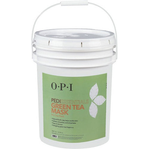 OPI Pedi Essentials Clay Mask 5Gal - Green Tea