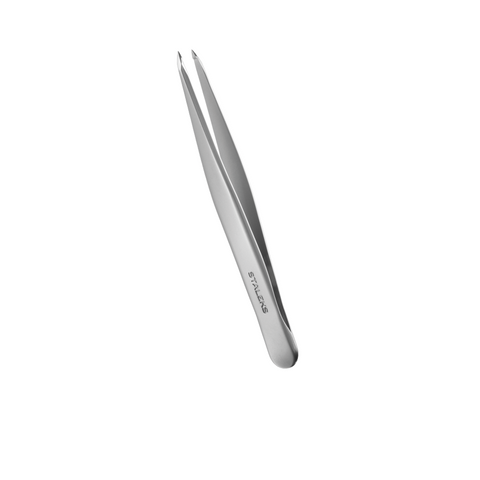 STALEKS PRO - BEAUTY & CARE 10/5 EYEBROW TWEEZERS