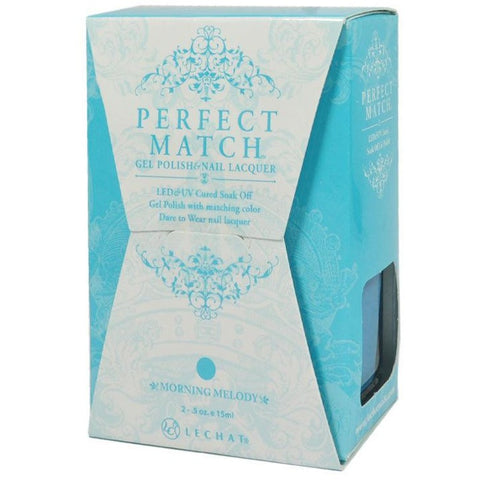 Lechat Perfect Match PMS 146 MORNING MELODY Lacquer and Gel Kit