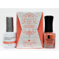 Lechat Perfect Match PMS 171 BLUSHING BLOOM Lacquer and Gel Kit