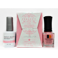 Lechat Perfect Match PMS 173 PICKING PETALS Lacquer and Gel Kit