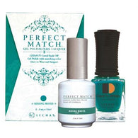 Lechat Perfect Match PMS 175 RIDING WAVES Lacquer and Gel Kit