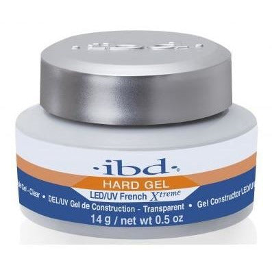 IBD Hard Gel - French Extreme Clear 2oz