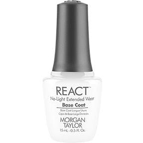 Morgan Taylor React No-Light Extended Base Coat