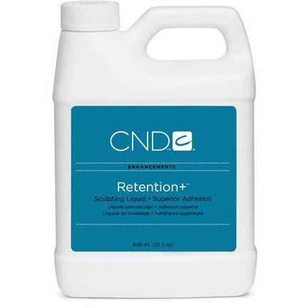 CND - Enhancements Retention+Monomer (No MMA) 032oz