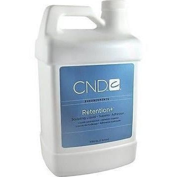 CND - Enhancements Retention+Monomer (No MMA) 128oz(gal)