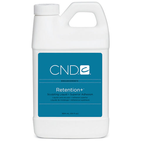 CND - Enhancements Retention+Monomer (No MMA) 064oz