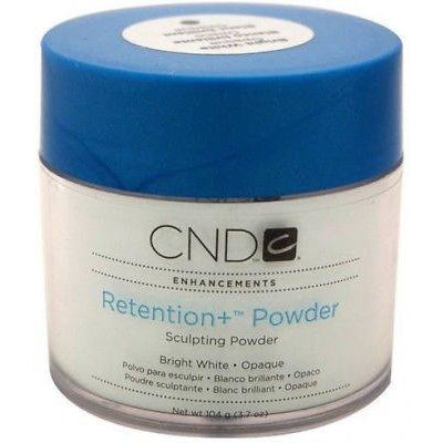 CND - Retention+ Powder - Bright White Opaque 3.7oz