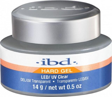 IBD Hard Gel - Clear 0.5oz