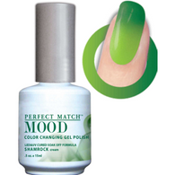 Lechat Mood Gel Polish - DWML22 Shamrock