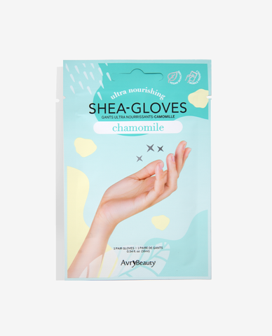 Avry Shea Butter Gloves - Chamomile