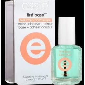 ESSIE NAIL POLISH TREATMENT FIRST BASE BASE COAT 4.OZ