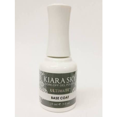 Kiara Sky - Ultimate Gel Base Coat 0.5 oz