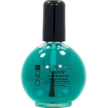 Cnd Stickey Base Coat Nail Polish 2.3oz On Sale