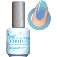 Lechat Mood Gel Polish - DWML10 Skies the Limit