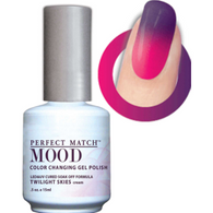 Lechat Mood Gel Polish - DWML24 Twilight Skies