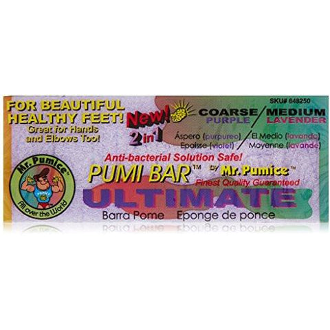 Mr. Pumice Pumi Bar Ultimate