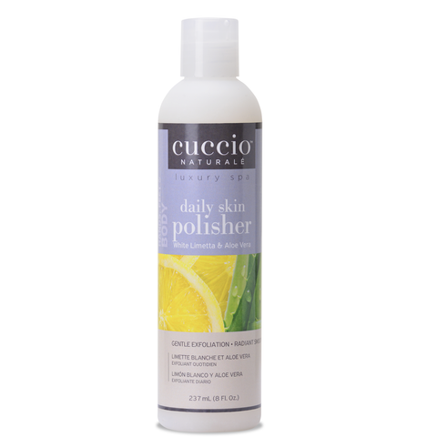 Cuccio - White Limetta & Aloe Vera Daily Skin Polisher