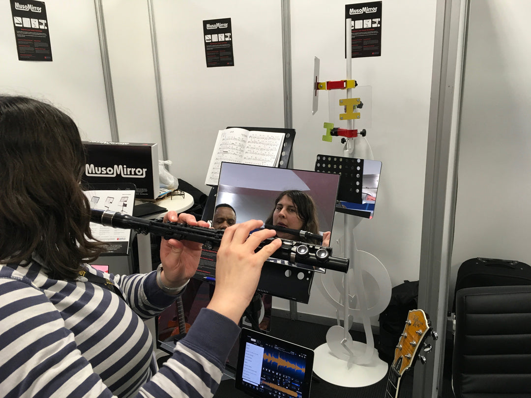Muso Mirror Successfully Launched at Music & Drama Education Expo