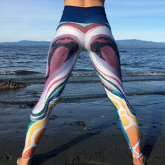 Himinglæva Athletic Leggings