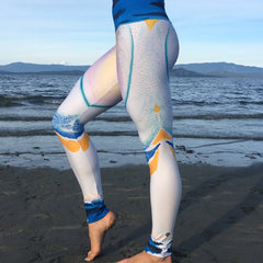 Bølge Athletic Leggings