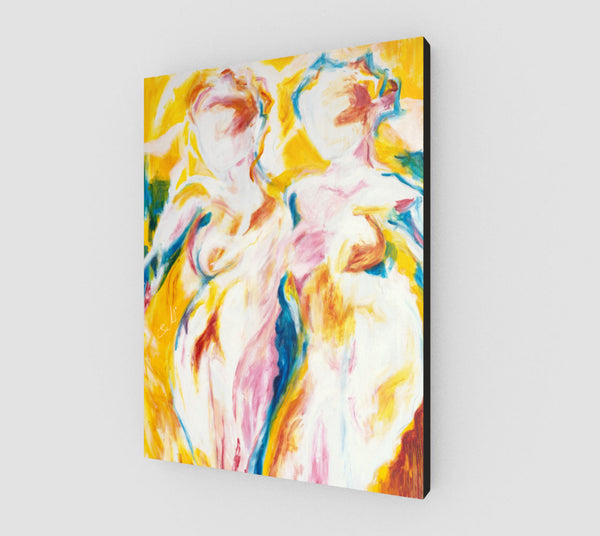 Moments of Music Canvas Print