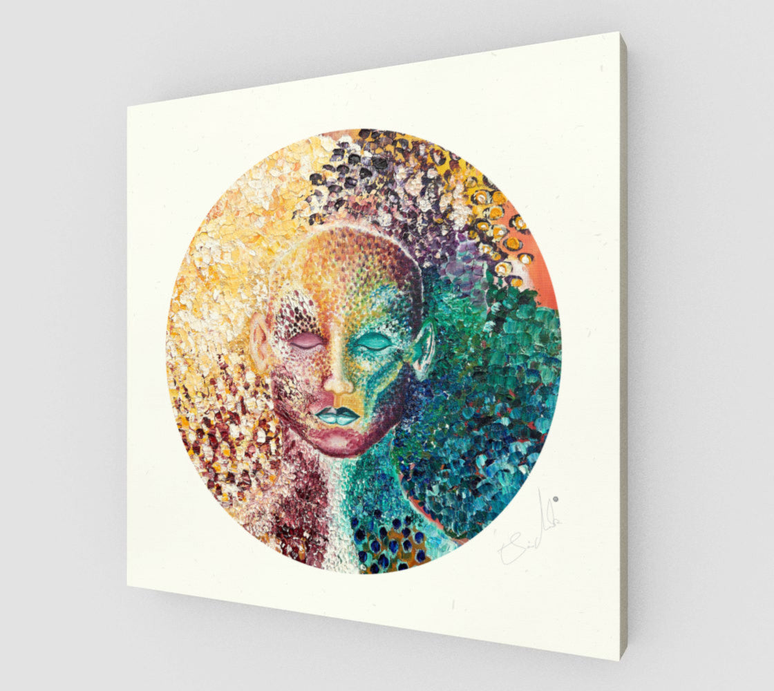Moment Canvas Print