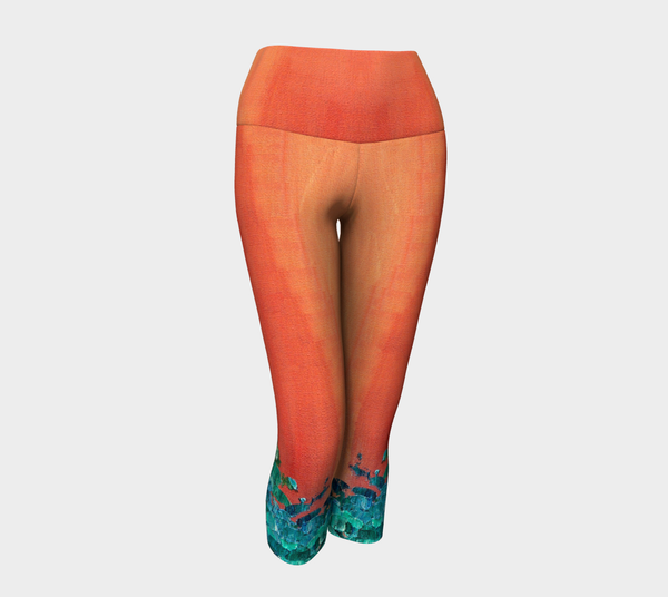 Dufa Athletic Capris