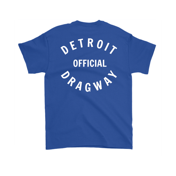 Detroit Dragway® Official Short Sleeve T-Shirt