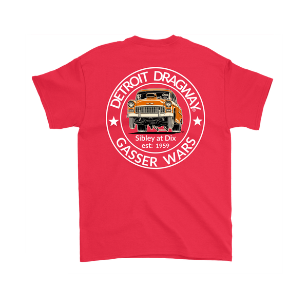 Detroit Dragway® Gasser Wars Short Sleeve T
