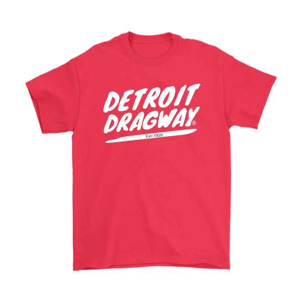 Detroit Dragway® Est 1959 Short Sleeve T-Shirt