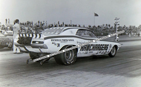 "4 x 6"" Glossy  Photo of The RAMCHARGERS At The 70 Nationals at Indy"